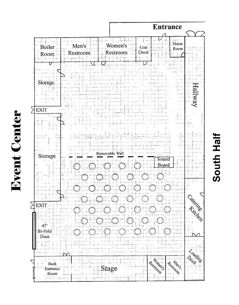 100 Event Floor Plan Designer 100 Event Floor Plans